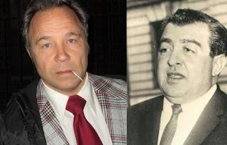 Stephen Graham y el auténtico Tony Provenzano