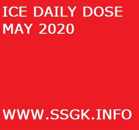 ICE DAILY DOSE MAY 2020