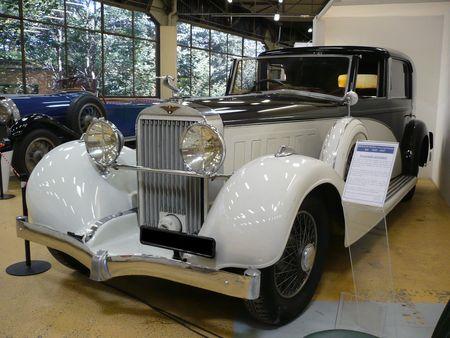 Rolls Royce - Musée Henri Malartre