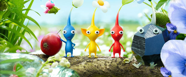 New Pikmin 3 Trailer