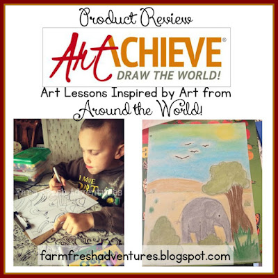 ArtAchieve~ Online Art Lessons inspired by Cultural Art from Around the World