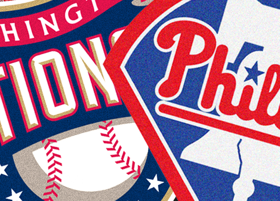 Phillies set to face the Nationals