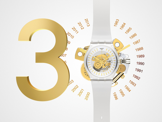 Swatch 30th Anniversary