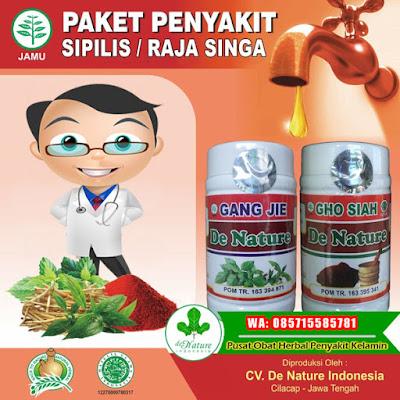 paket obat herbal untuk kencing nanah atau gonore