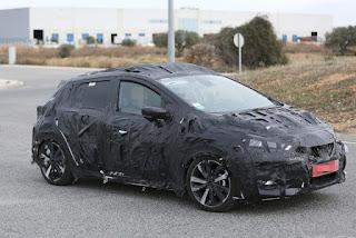 Nissan Micra 5* generazione