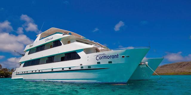 Crucero Galápagos - Crucero Catamarán Cormorant