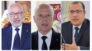 تونس نحو النظام الرئاسي : تطورات جديدة تحصل في الكواليس وتحركات متسارعة داخليا وخارجيا