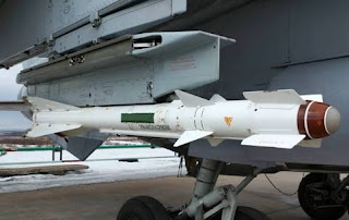 The R-60 missile