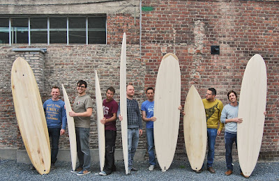 WORKSHOP: Bouw zelf je droom surfplank Budalab Kortrijk
