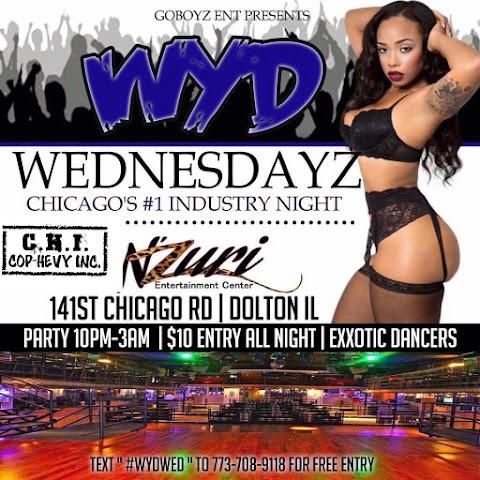 CHICAGO EVENT: WYD WEDNESDAYZ