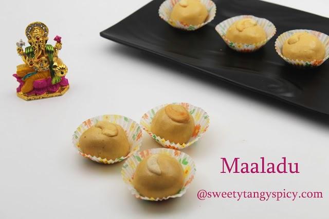Maa laddu or maladu recipe   How to make Maladu recipe at home.
