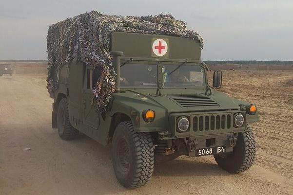 HMMWV M997A2 5068 Б4