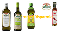 Logo KlikkaPromo : coupon Monini Oli Aromatizzati, Granfruttato e Monini Premi e Spremi