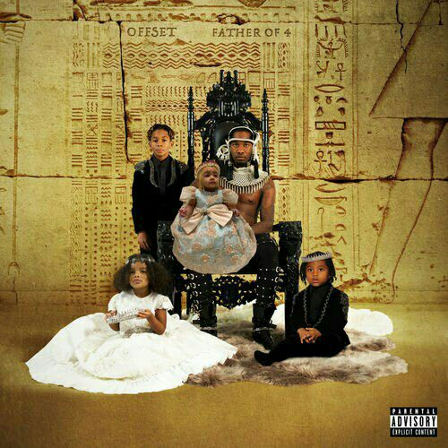 FREE Download OFFSET's Full Album - Father Of 4
