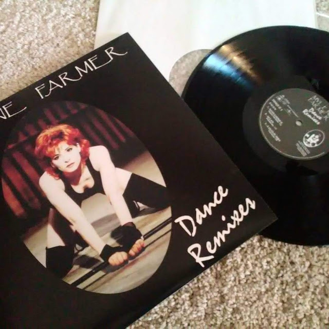 Mylène Farmer - Dance remixes (édition vinyle)