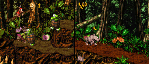DKC2: The LOST WORLD