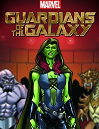 Guardians of the Galaxy Prequel
