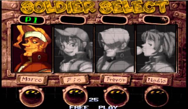 Metal Slug Anthology screenshot 3