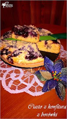 http://www.slodkieokruszki.pl/ciasto-z-konfitura-z-borowki-i-2-urodziny-bloga/