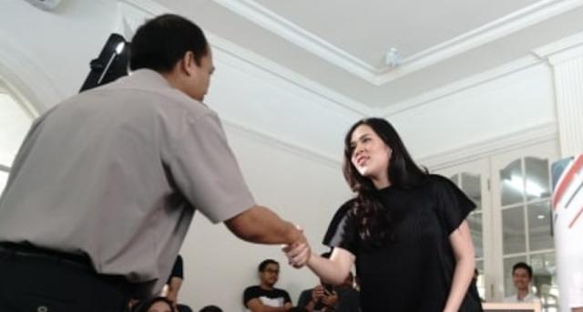 Terwujudnya Mimpi Sutopo Bertemu Raisa dan Jokowi Sebelum Wafat