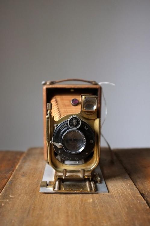 camara de fotografiar antigua chicanddeco