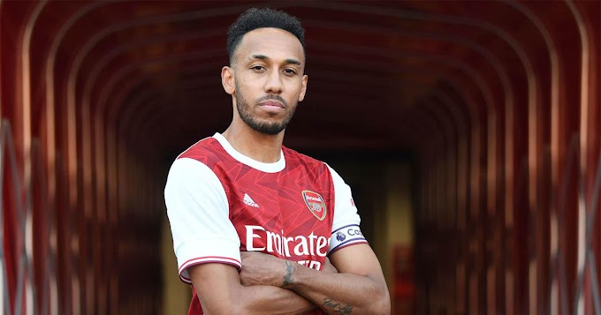 Arsenal striker Aubameyang reveals Barcelona wanted to sign him in the summer