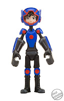 Bandai Big Hero 6 5 inch Action Figures