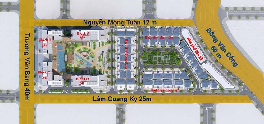 Chung cư Victoria Village Đồng Văn Cống Quận 2