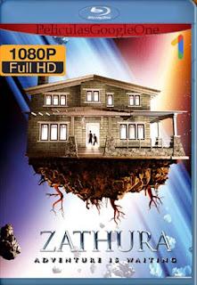 Zathura, Una Aventura Espacial [1080p BRrip] [Latino-Inglés] [LaPipiotaHD]