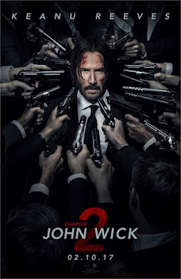 John Wick Chapter 2 Movie Poster 2