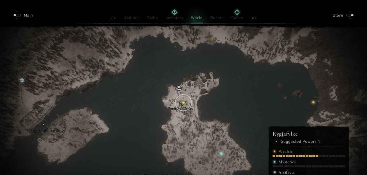 Ingot 9 Map 2