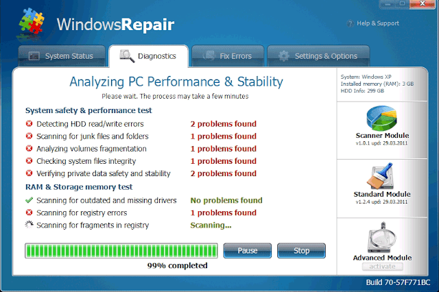 Windows Repair Pro Full Version