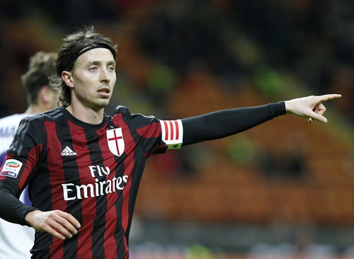 Montolivo bây giờ chỉ còn dành cho Milan
