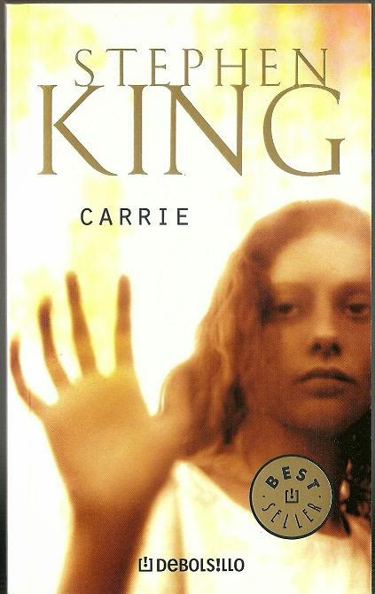 Reseña: Carrie - Stephen King