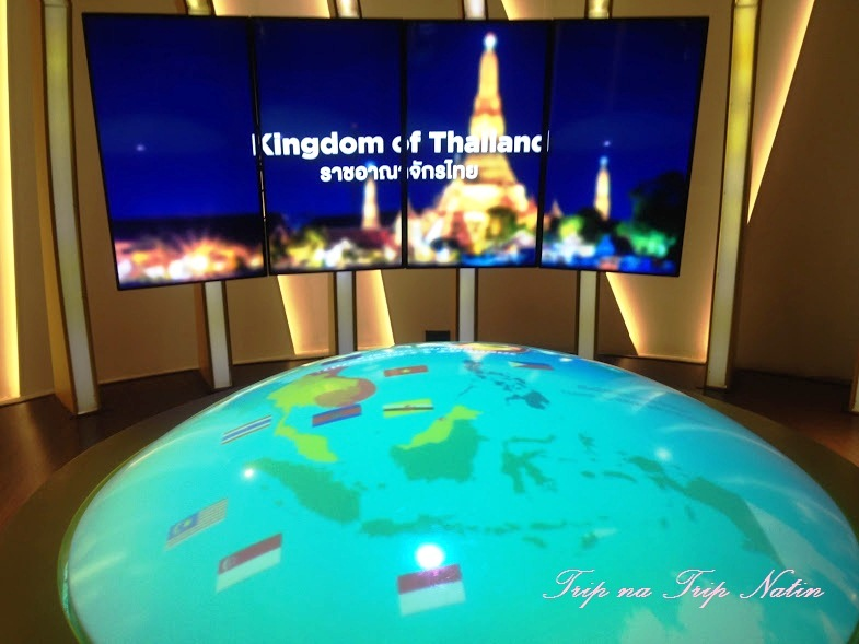 ASEAN Cultural Center Thailand - Overview of the Kingdom of Thailand