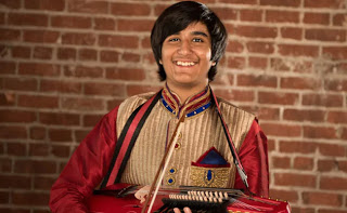 Neil Nayyer made a new record playing 107 types of the instrument at the age of 14