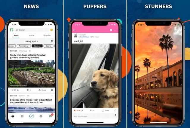 أفضل تطبيقات التواصل الاجتماعي للايفون