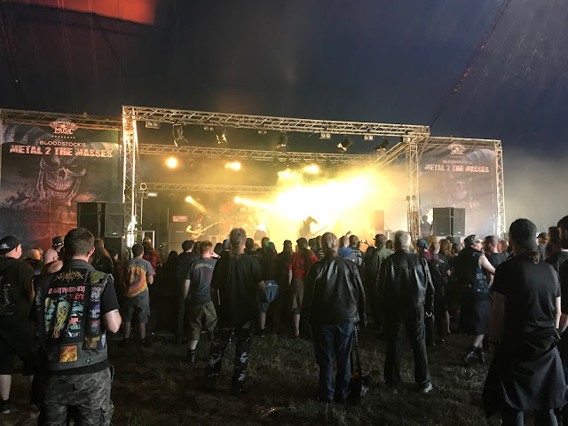 Sertraline at Bloodstock 2018