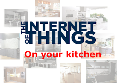 internet of things di dapur