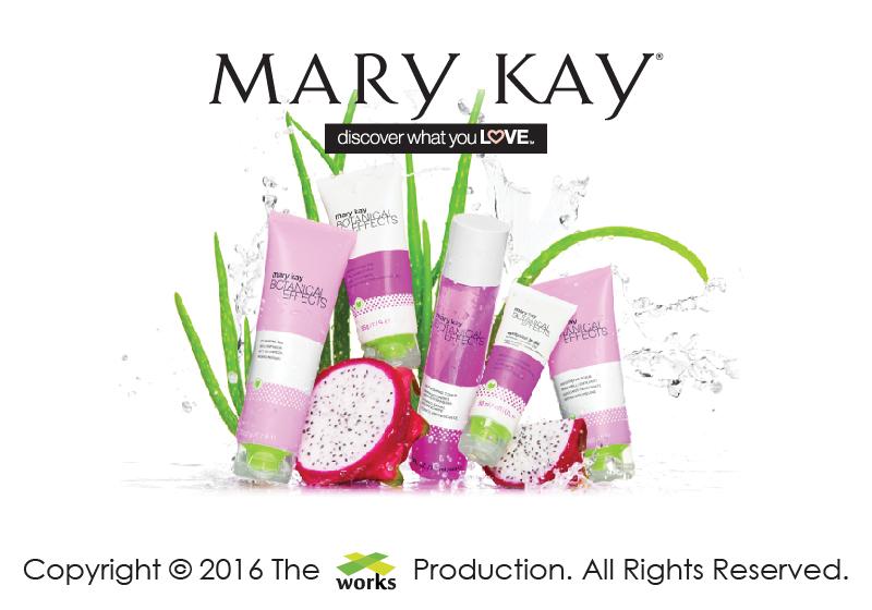 Mary Kay Malaysia Beauty Consultant Botanical Effects