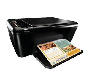 HP Deskjet F4580
