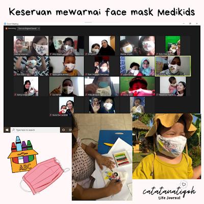Face Mask Medikids