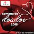Hemoba divulga programação especial da campanha 'sua doação toca o coração', em comemoração ao dia nacional do doador de sangue