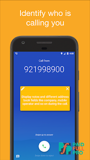 Call Notes Pro check out who is calling Paid APK