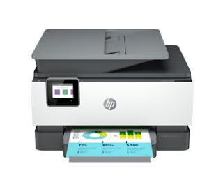HP OfficeJet Pro 9010e Driver Download