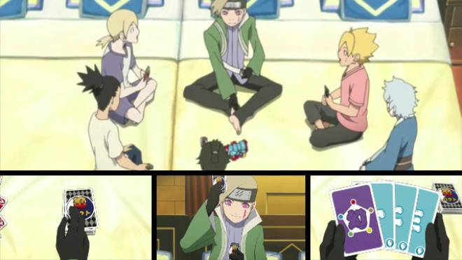 アニメ「BORUTO」27話感想:友情を深める忍バウト・・・商品化待ったなし!しかし、ルールが謎すぎるwww
