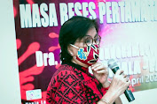Cara Reses Ketua DPRD Manado di Masa Pandemi Covid-19