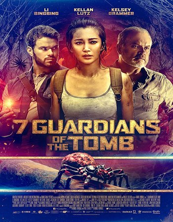 Guardians of the Tomb (2018) English 720p