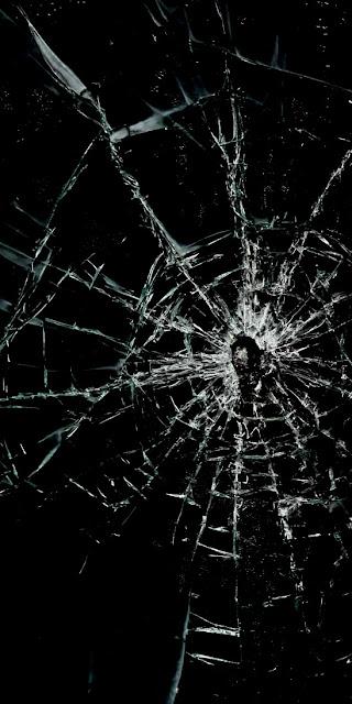 broken touch glass iphone se wallpaper  download
