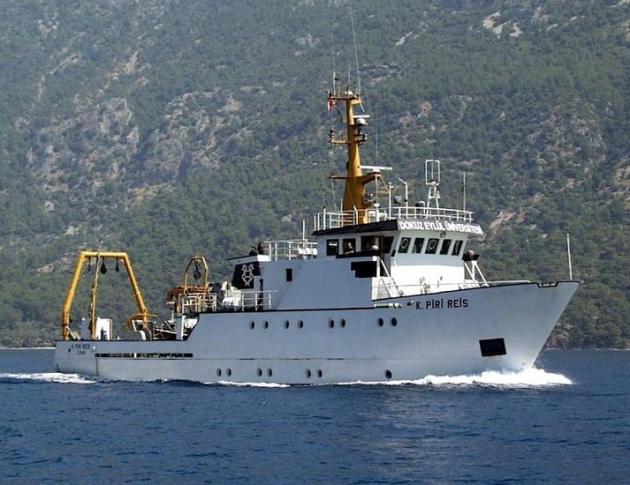Αποτέλεσμα εικόνας για piri reis araştırma gemisi